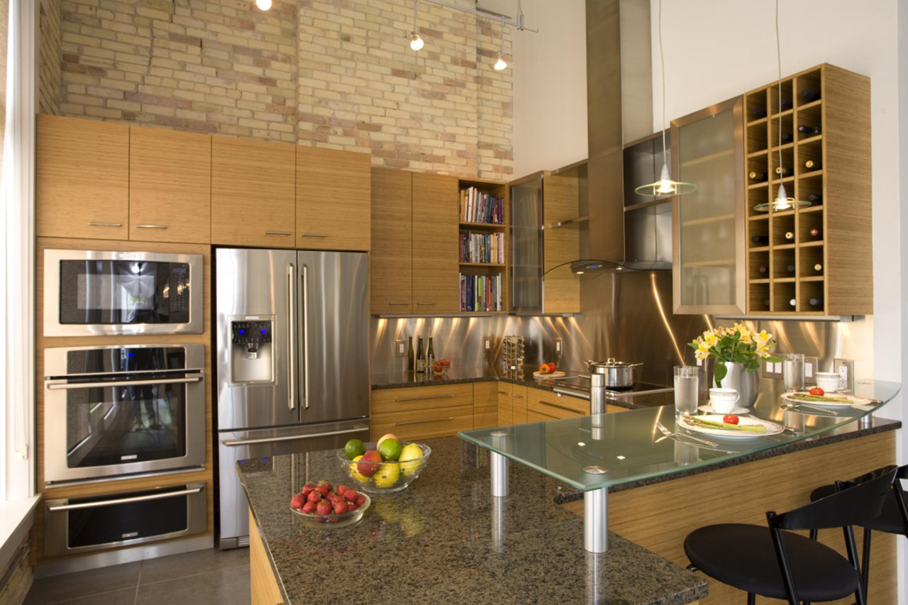Elements of A Modern Home Kitchen